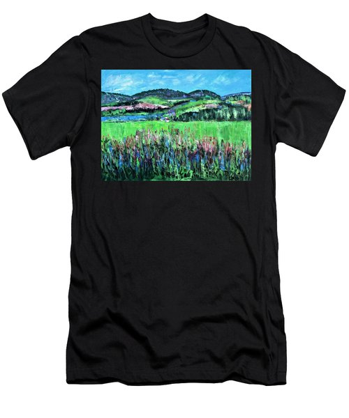 Near Cooperstown Men's T-Shirt (Athletic Fit)
