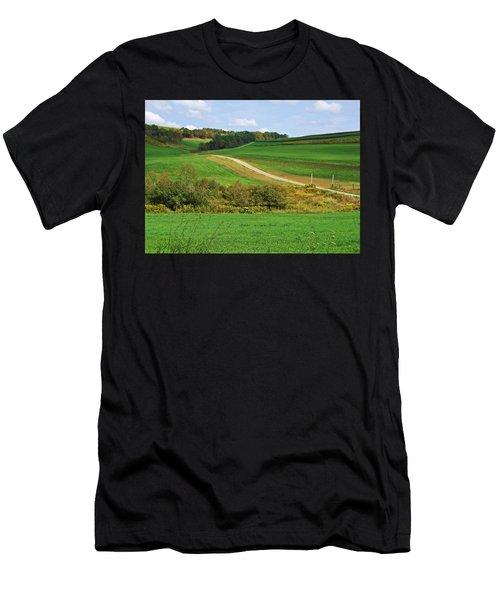 Near Horizons Men's T-Shirt (Athletic Fit)