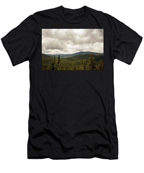 Near Monarch Pass At The Continental Divide Men's T-Shirt (Athletic Fit)