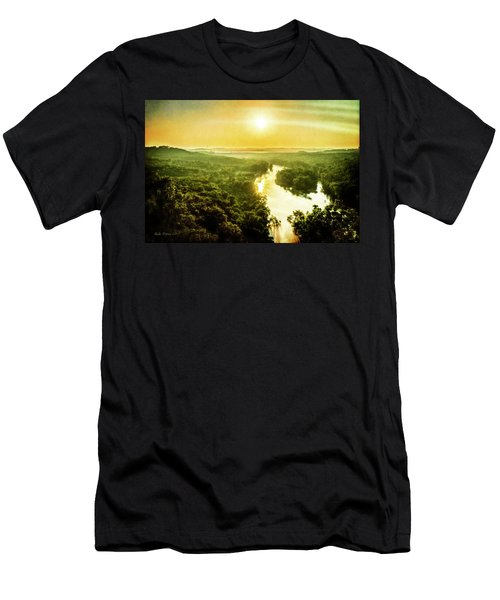 Near Table Rock Lake Men's T-Shirt (Athletic Fit)