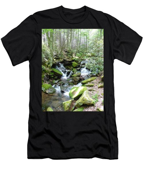 Near The Grotto Men's T-Shirt (Athletic Fit)