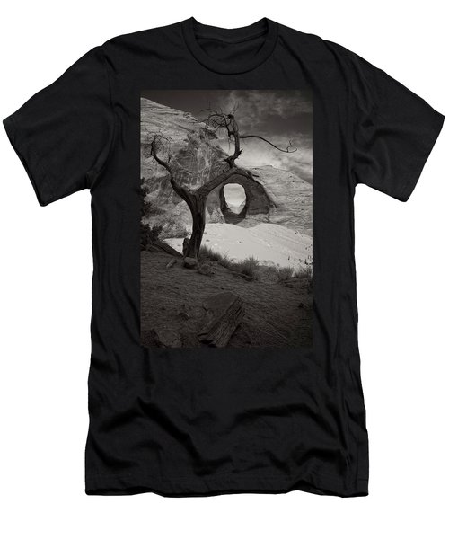 Nearer To Thee Men's T-Shirt (Athletic Fit)