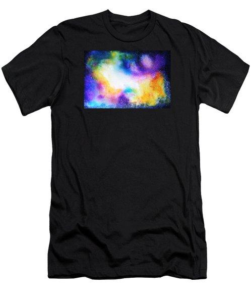 Nebula Men's T-Shirt (Athletic Fit)