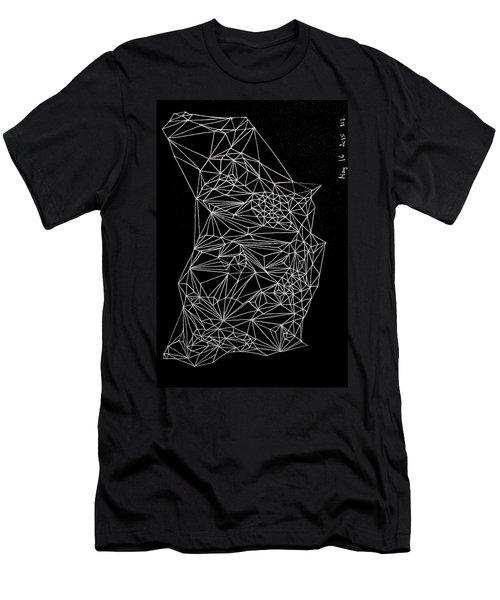 Nebulous Twice Men's T-Shirt (Athletic Fit)