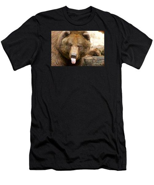 Neener-neener Men's T-Shirt (Athletic Fit)