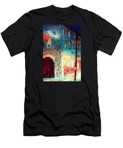Neighborhood 2 Men's T-Shirt (Athletic Fit)