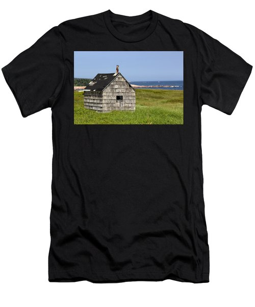 Neils Harbour Men's T-Shirt (Athletic Fit)