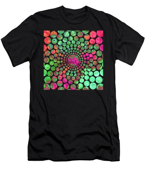 Neon Dream Men's T-Shirt (Athletic Fit)