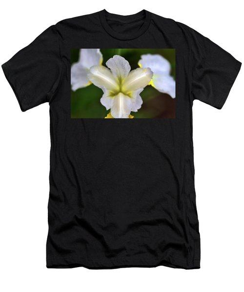 Neon Petals Men's T-Shirt (Athletic Fit)