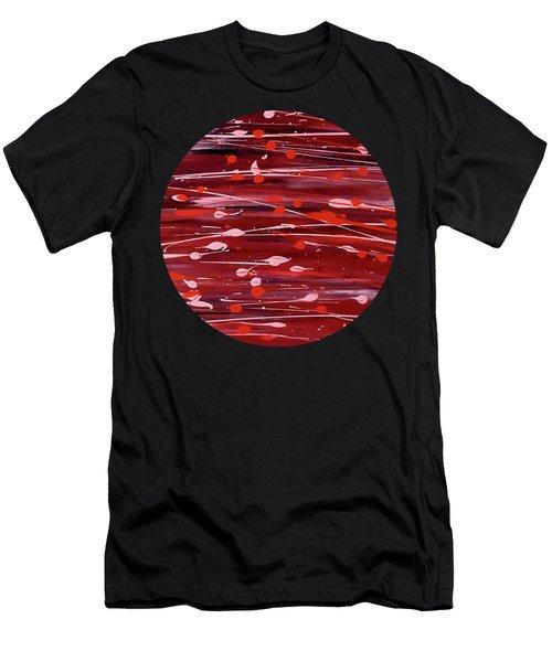 Nervous Energy Men's T-Shirt (Athletic Fit)