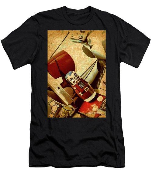Nest Of Russian Dolls Men's T-Shirt (Athletic Fit)