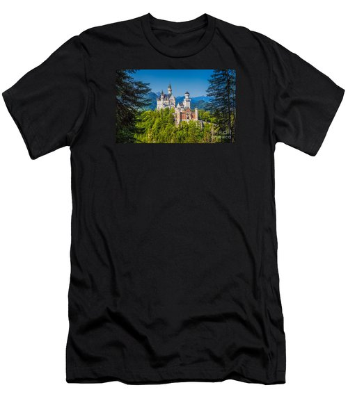 Neuschwanstein Fairytale Castle #2 Men's T-Shirt (Athletic Fit)