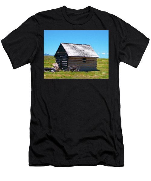 Nevada Homestead Men's T-Shirt (Athletic Fit)
