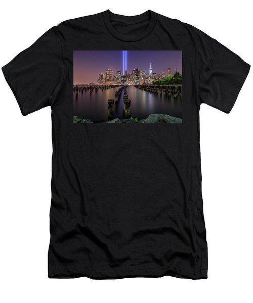 Never 4 Get  Men's T-Shirt (Athletic Fit)