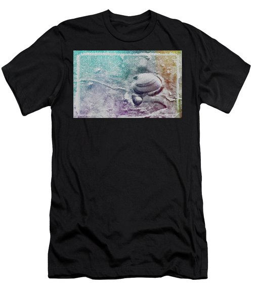 Never Clam Up Men's T-Shirt (Athletic Fit)