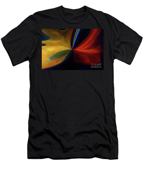 Men's T-Shirt (Athletic Fit) featuring the digital art New Birth by Margie Chapman