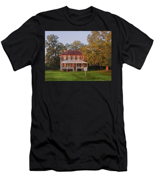 New Dawn On Old House Men's T-Shirt (Athletic Fit)