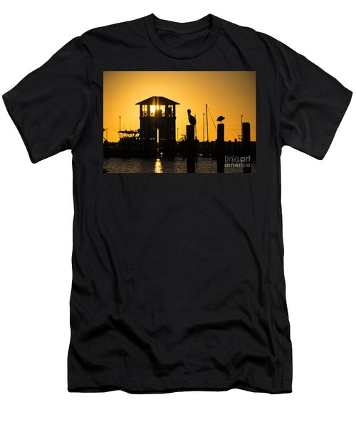 New Day Men's T-Shirt (Slim Fit) by Brian Wright