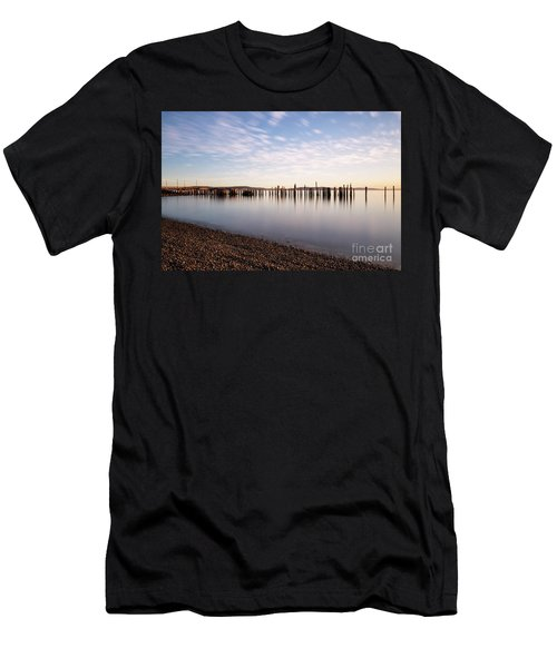 New Day In The Bay Men's T-Shirt (Athletic Fit)
