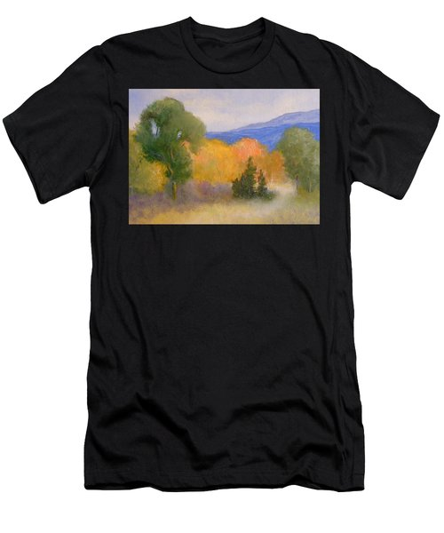 New England Fall Men's T-Shirt (Athletic Fit)