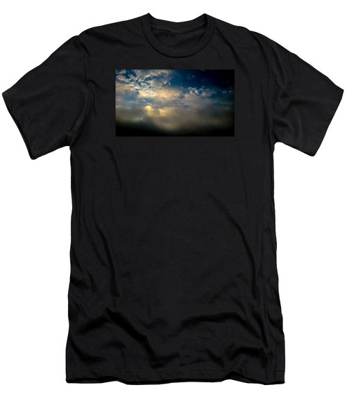 New Every Morning Men's T-Shirt (Slim Fit) by Carlee Ojeda