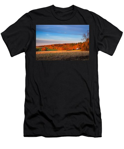 New Hampshire Country Men's T-Shirt (Athletic Fit)