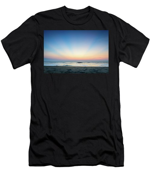 New Horizon Men's T-Shirt (Athletic Fit)