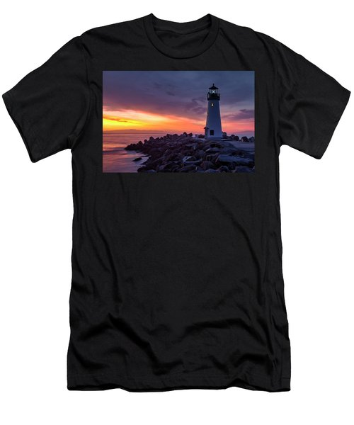 New Light Men's T-Shirt (Athletic Fit)