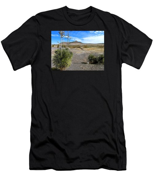 New Mexico Men's T-Shirt (Athletic Fit)