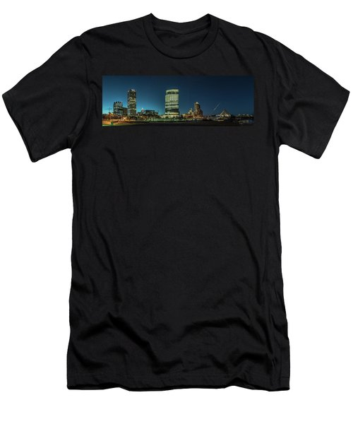 New Milwaukee Skyline Men's T-Shirt (Athletic Fit)