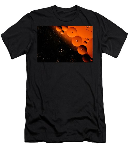 New Moon Cluster Men's T-Shirt (Slim Fit) by Bruce Pritchett