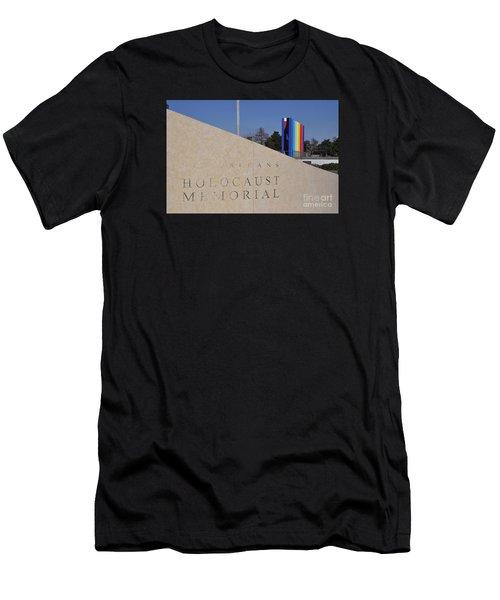 New Orleans Holocaust Memorial Men's T-Shirt (Athletic Fit)