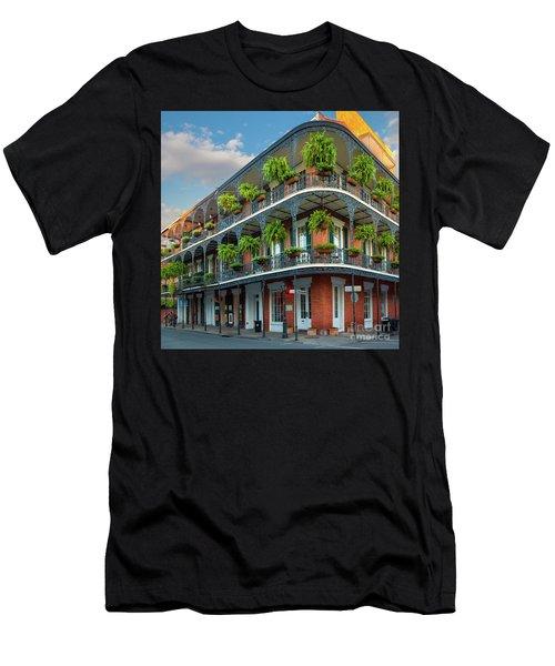 New Orleans House Men's T-Shirt (Athletic Fit)