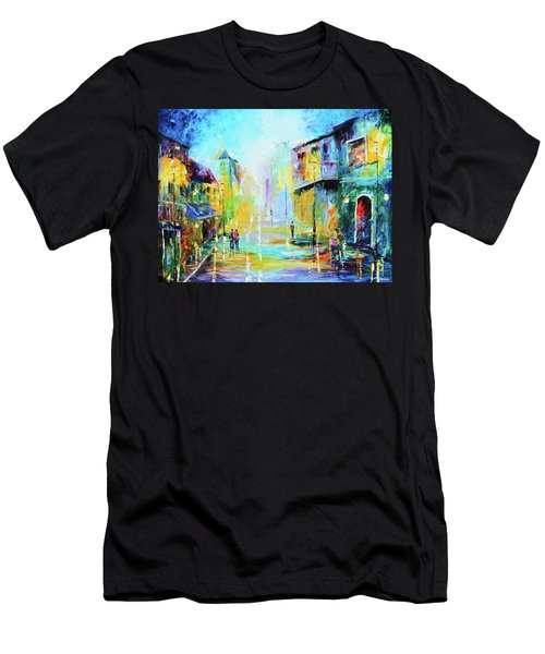 New Orleans Men's T-Shirt (Athletic Fit)