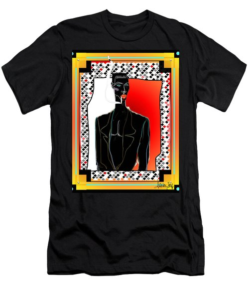 Amazing Grace Jones Men's T-Shirt (Athletic Fit)