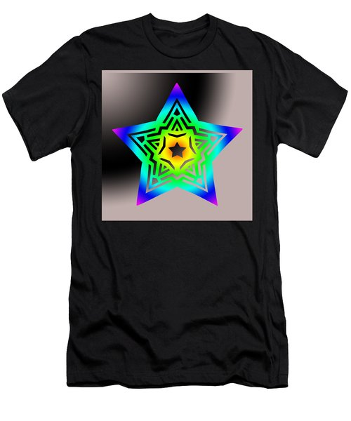 New Star 1b Men's T-Shirt (Athletic Fit)