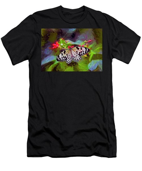 New World Coming To Life Men's T-Shirt (Athletic Fit)