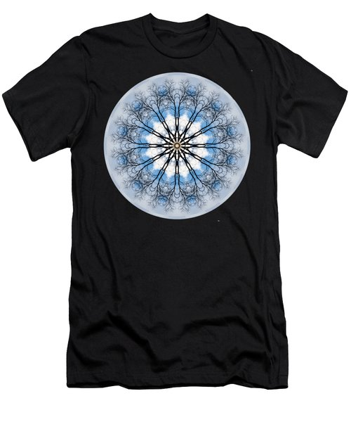 New Year Mandala - Men's T-Shirt (Athletic Fit)