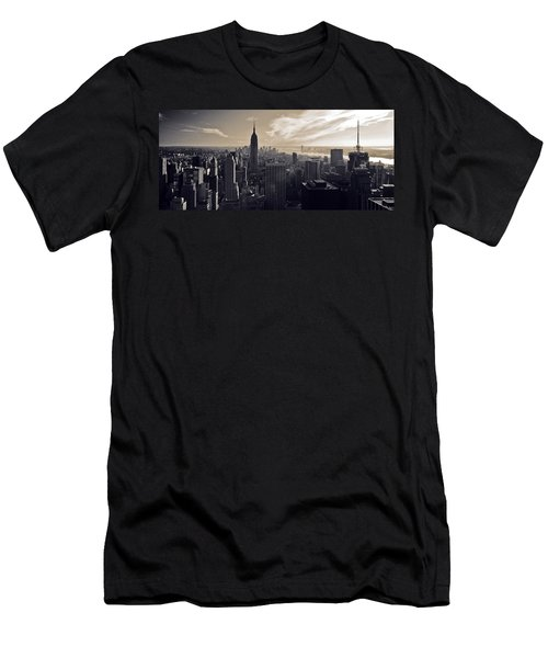 New York Men's T-Shirt (Athletic Fit)