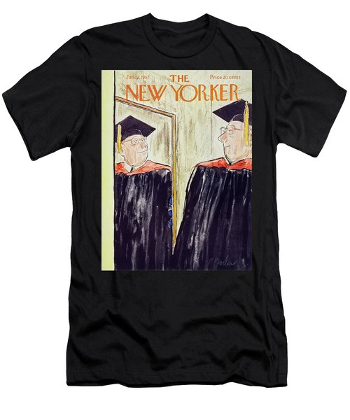 New Yorker June 1 1957 Men's T-Shirt (Athletic Fit)