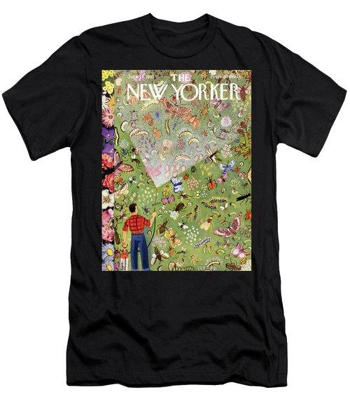 New Yorker June 13 1953 Men's T-Shirt (Athletic Fit)