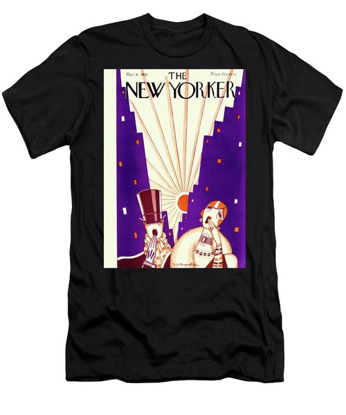 New Yorker March 6 1926 Men's T-Shirt (Athletic Fit)
