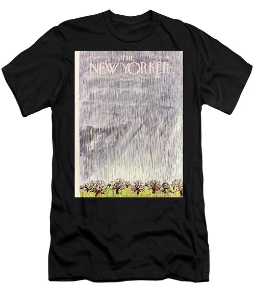 New Yorker May 10 1952 Men's T-Shirt (Athletic Fit)