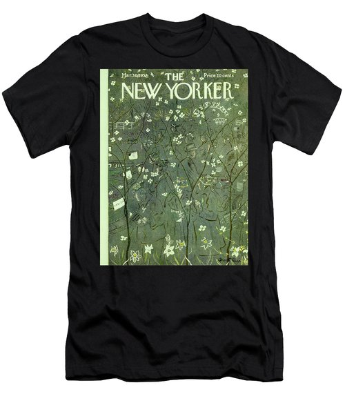 New Yorker May 30 1957 Men's T-Shirt (Athletic Fit)