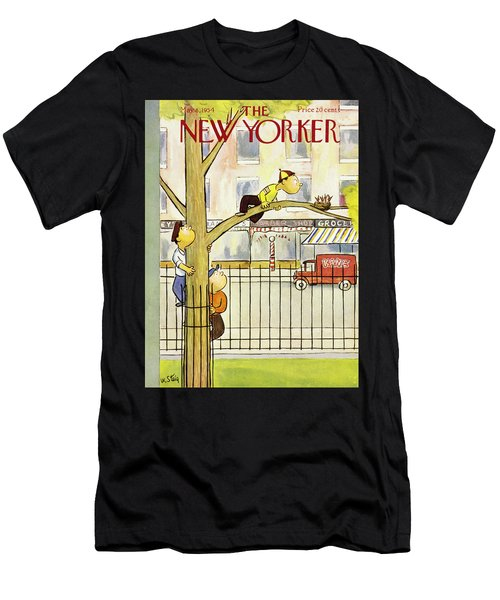 New Yorker May 8 1954 Men's T-Shirt (Athletic Fit)