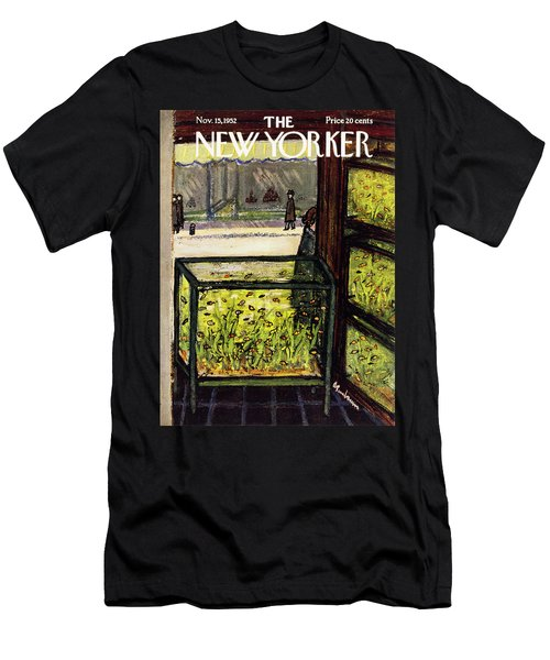 New Yorker November 15 1952 Men's T-Shirt (Athletic Fit)