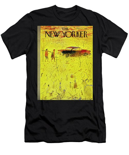 New Yorker November 15 1958 Men's T-Shirt (Athletic Fit)