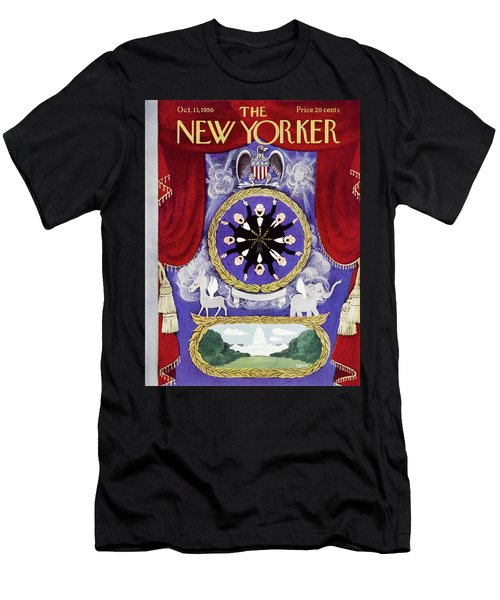 New Yorker October 13 1956 Men's T-Shirt (Athletic Fit)