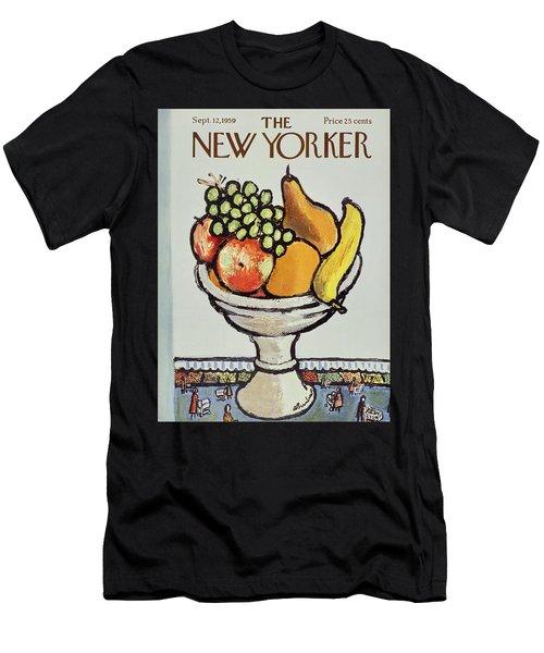 New Yorker September 12 1959 Men's T-Shirt (Athletic Fit)