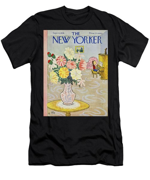New Yorker September 13 1958 Men's T-Shirt (Athletic Fit)